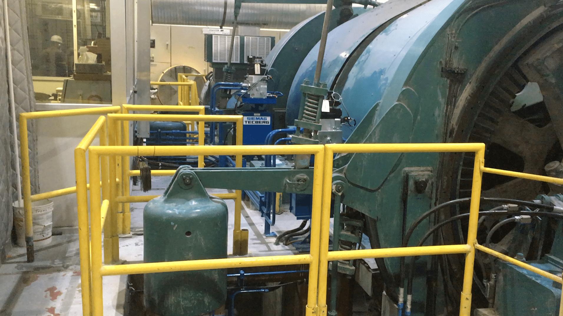 Hydraulic Field Service Repair