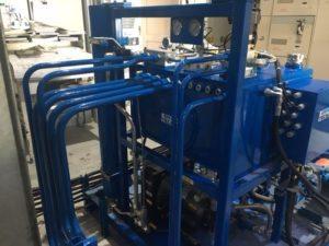 Hydraulic Tube Bending