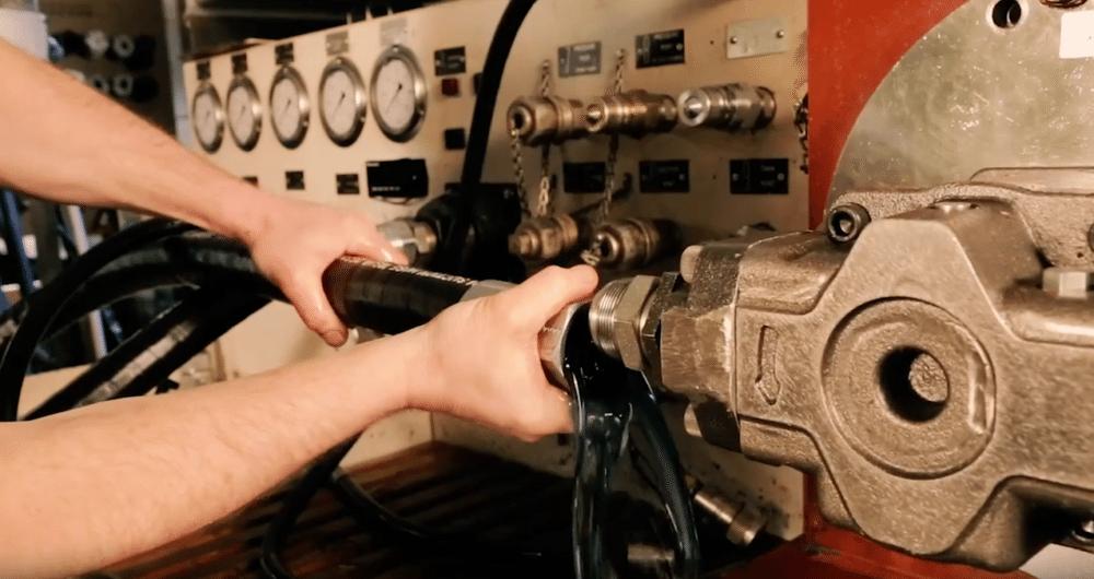 Hydraulic Repair Company